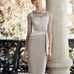Martil Barcelona/Couture Club design cocktail dresses for elegant, sophisticated ladies