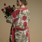 Rosebush Red Gown by Sheffield-based One Hundred Stars