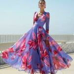 Carla Ruiz creates feminine and glamorous occasionalwear